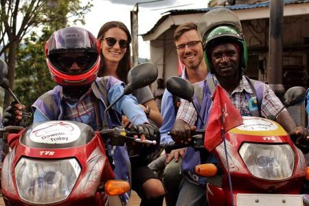 Who is Go Kigali?